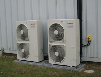 Full office air conditioning systems